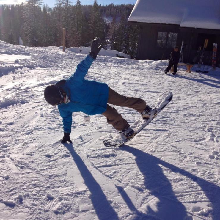 SnowboardJanita